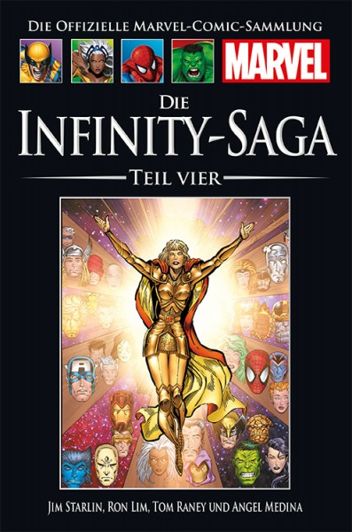 Hachette Marvel Collection 178: Die Infinity-Saga, Teil IV