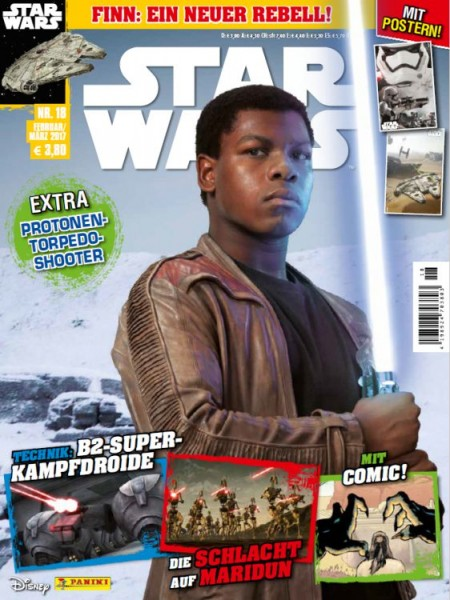 Star Wars - Magazin 18