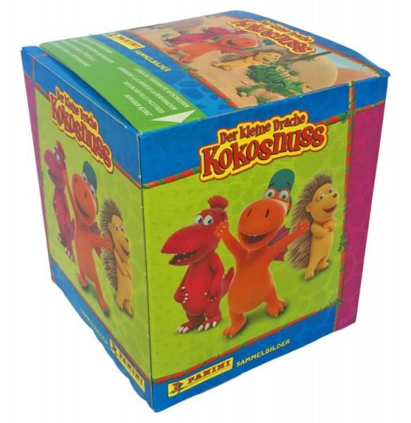 Der kleine Drache Kokosnuss Stickerkollektion - Box mit 36 Tüten