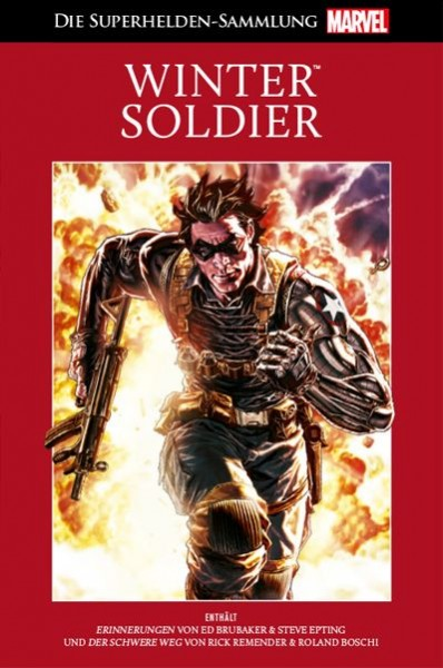 Die Marvel Superhelden Sammlung 59: Winter Soldier