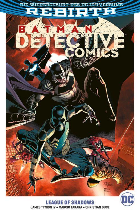 Batman: Detective Comics Paperback 3:...