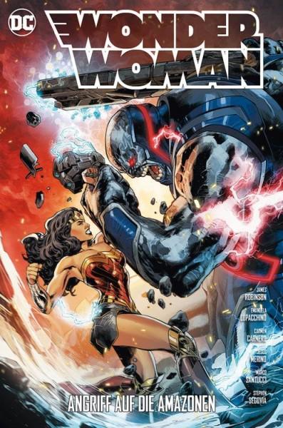 Wonder Woman 6: Angriff auf die Amazonen