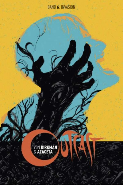 Outcast 6: Invasion Cover