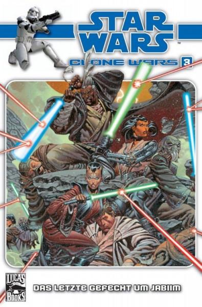 Star Wars: Clone Wars 3 - Das letzte Gefecht um Jabiim