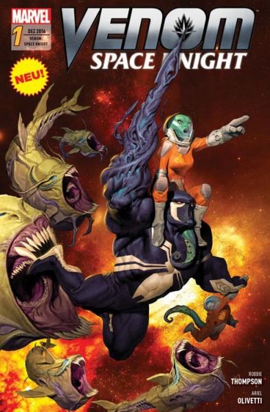 Venom: Space Knight 1