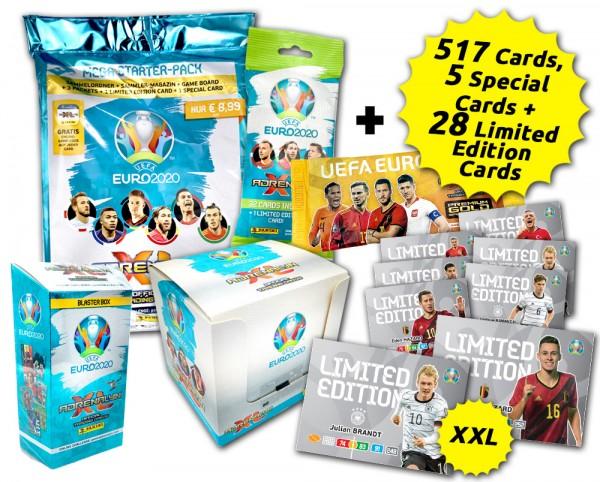 UEFA Euro 2020 Adrenalyn XL Mega Bundle