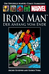 Hachette Marvel Collection 106: Iron Man - Der Anfang vom Ende