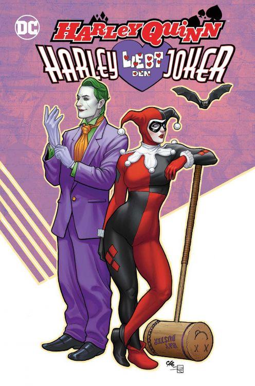 Harley Quinn: Harley liebt den Joker...