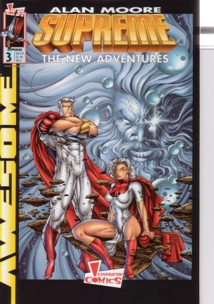 Supreme 3: The New Adventures