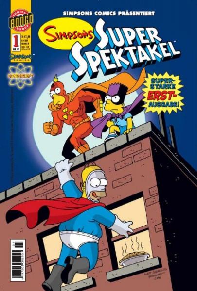 Simpsons: Super Spektakel 1