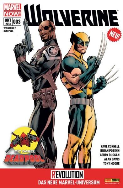 Wolverine/Deadpool 3