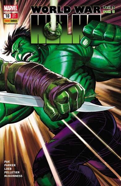 Hulk 10: World War Hulks 2