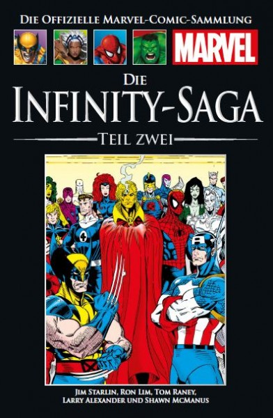 Hachette Marvel Collection 174: Die Infinity-Saga 2, Teil II