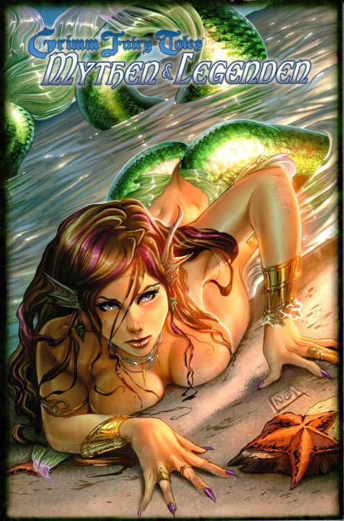 Grimm Fairy Tales - Mythen & Legenden...