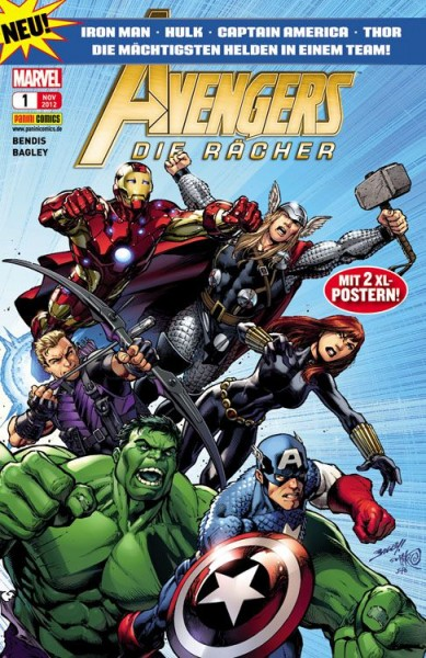Avengers: Die Rächer 1