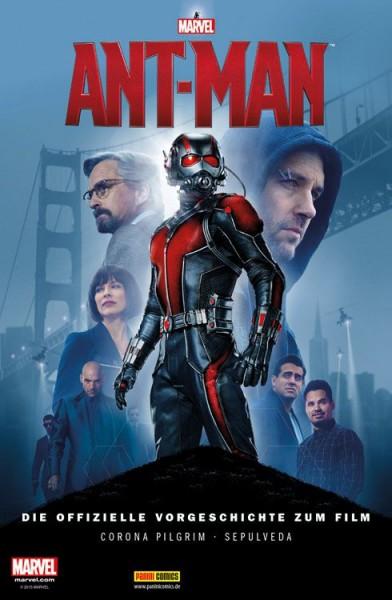 Ant-Man: Die offizielle Vorgeschichte zum Film