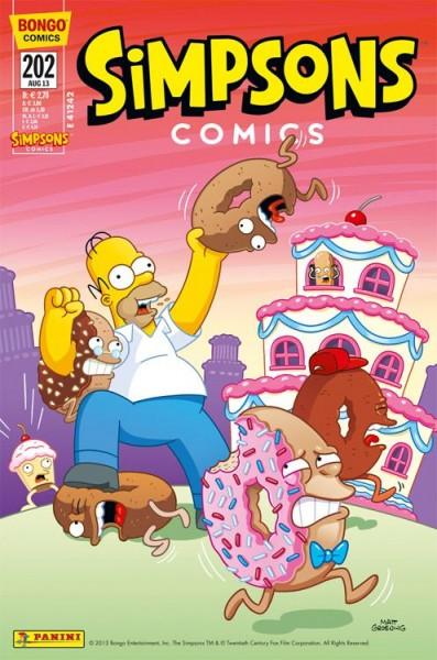 Simpsons Comics 202