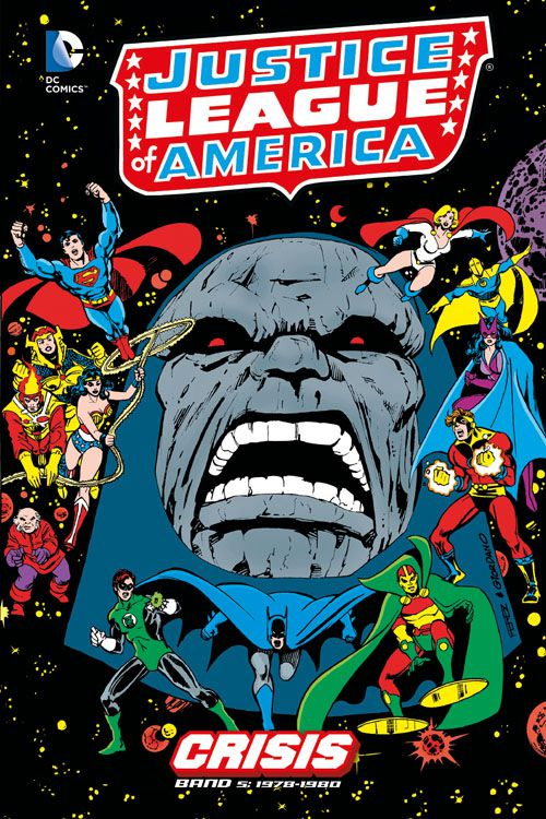 Justice League of America: Crisis 5