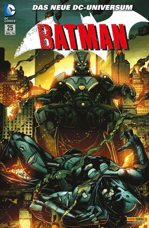 Batman 25 (2012)