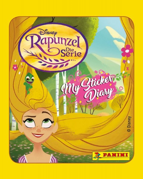Disney - Rapunzel - Stickerkollektion - Tüte