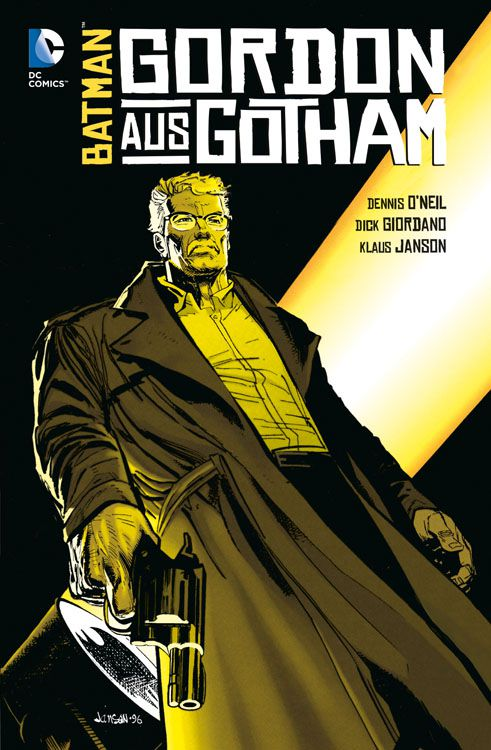 Batman: Gordon aus Gotham