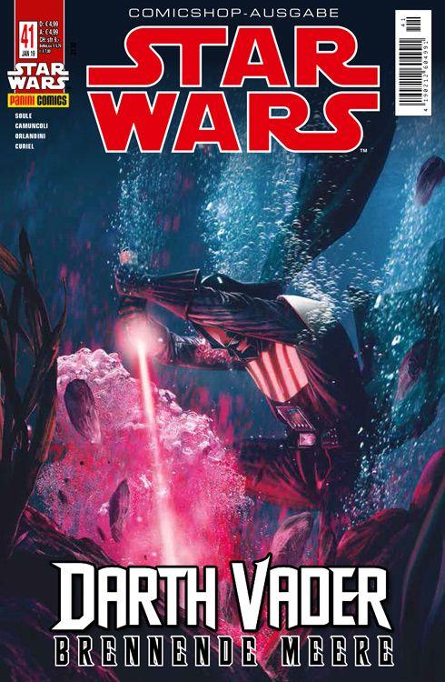 Star Wars 41: Darth Vader - Brennende...