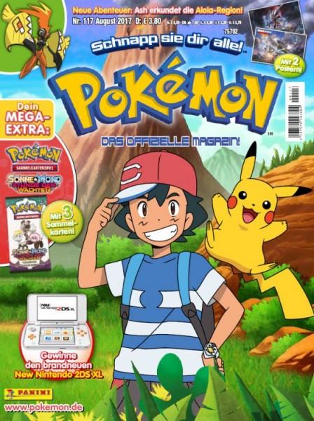Pokémon Magazin 117