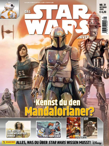 Star Wars Universum 31