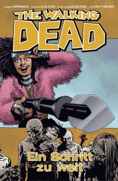 The Walking Dead 29: Ein Schritt zu weit Cover