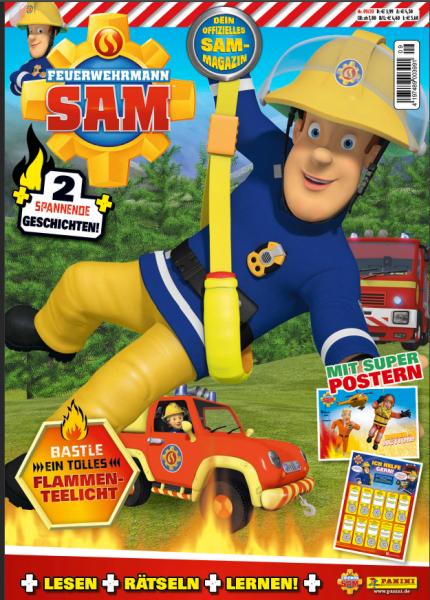 Feuerwehrmann Sam Magazin 09/20