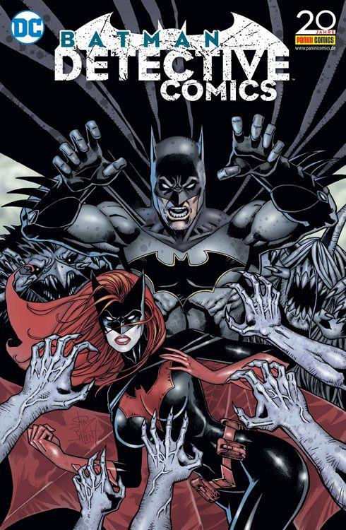 Batman: Detective Comics 8 Vienna...