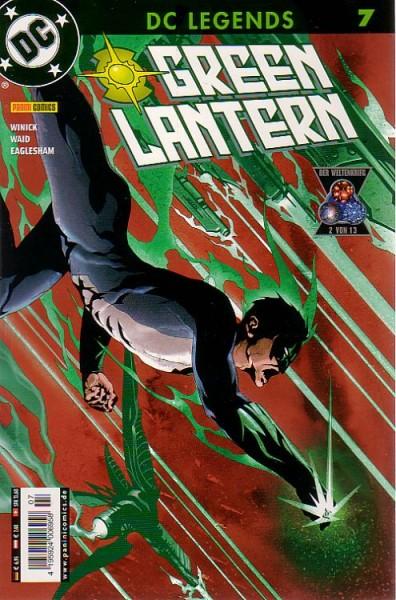 DC Legends 7: Green Lantern - Der Weltenkrieg 2