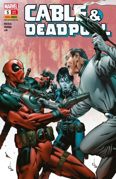 Cable & Deadpool 5