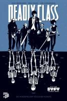 Deadly Class 1: Die Akademie der tödlichen Künste Cover