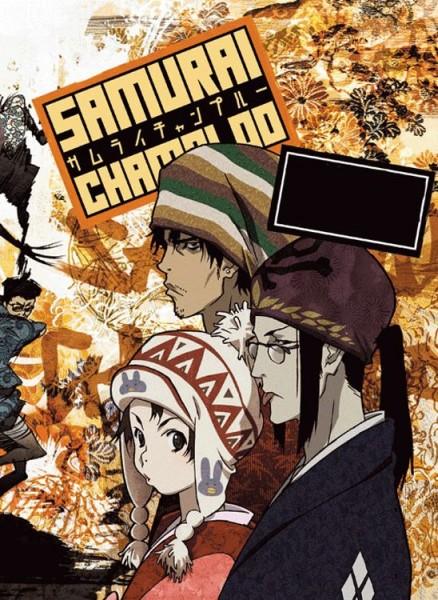 Samurai Champloo 8