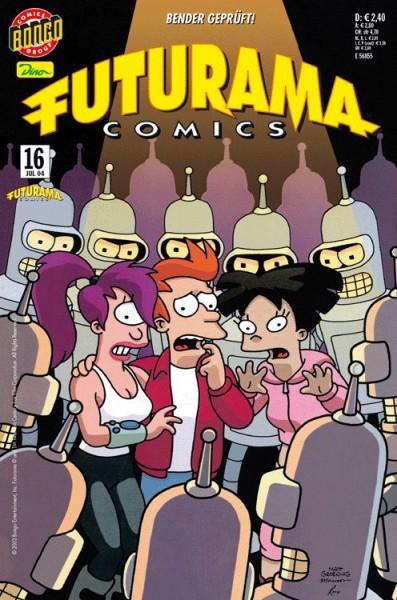 Futurama Comics 16