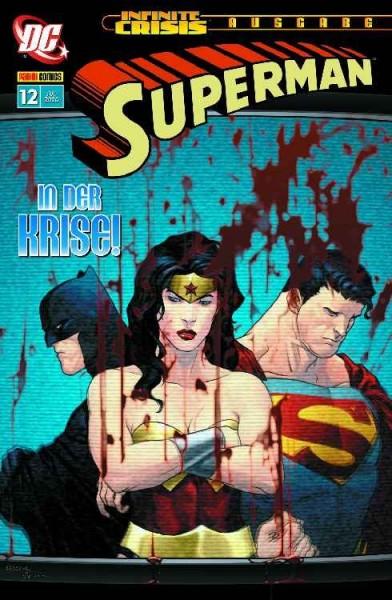 Superman Sonderband 12: Zerreissprobe