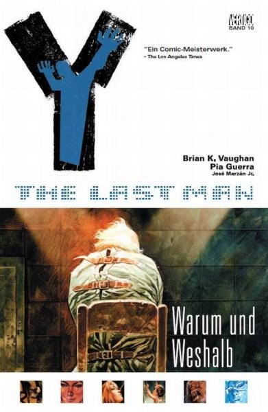 Y - The Last Man 10: Warum und weshalb