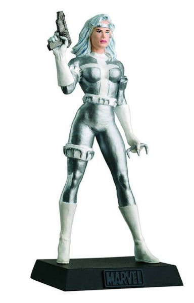 Marvel-Figur: Silver Sable