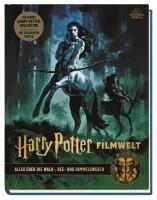 Harry Potter Filmwelt 1 - Alles über die Wald-, See- und Himmelswesen Cover