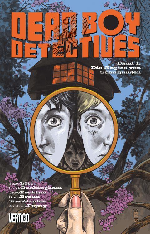 Dead Boy Detectives: Die Schrecken...
