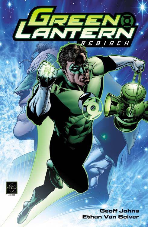 Green Lantern - Rebirth
