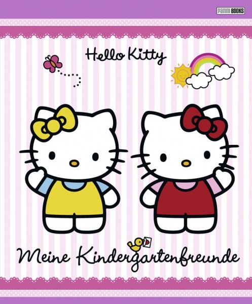 Hello Kitty - Meine Kindergartenfreunde Cover