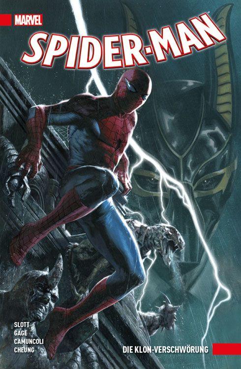 Spider-Man: Bd. 4: Die Klon-Verschwörung