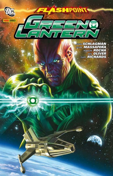 Flashpoint Sonderband: Green Lantern
