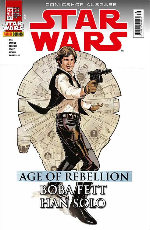 Star Wars 56 - Age of Rebellion - Han...