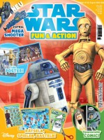 Star Wars Fun & Action 03/20 Cover