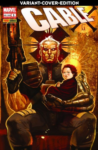 X-Men Sonderband: Cable 1 Variant