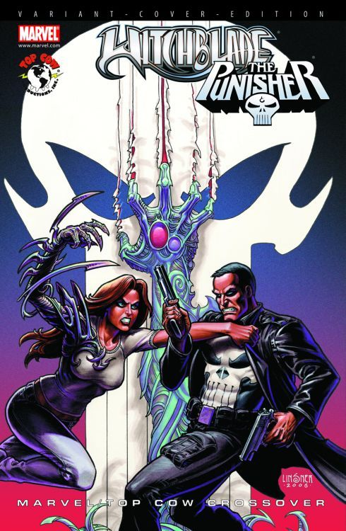 Marvel/Top Cow Crossover 1 Variant -...