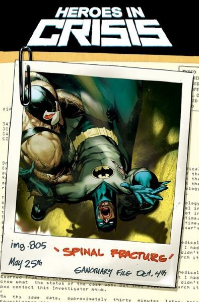 Heroes in Crisis 2 Variant